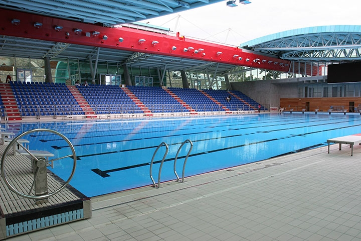 Swimming Camp Croatia Olympic Pool Rijeka