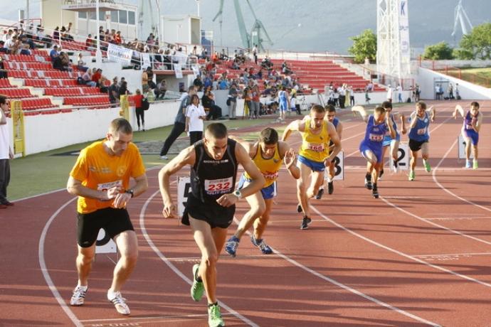 Leichtathletiklager Split