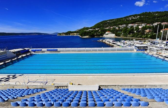 Swimming camp - Split Zvoncac