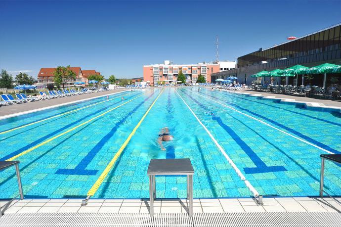 Schwimmtrainingslager Vivat - Slovenia