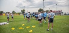 Football camp Novigrad